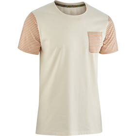 Edelrid Angama T-Shirt Homme, ecru